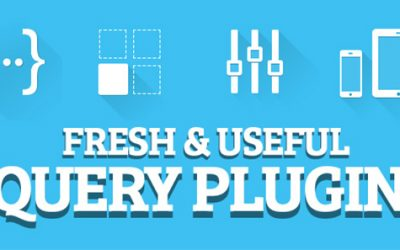A Curated List Of Awesome jQuery Plugins